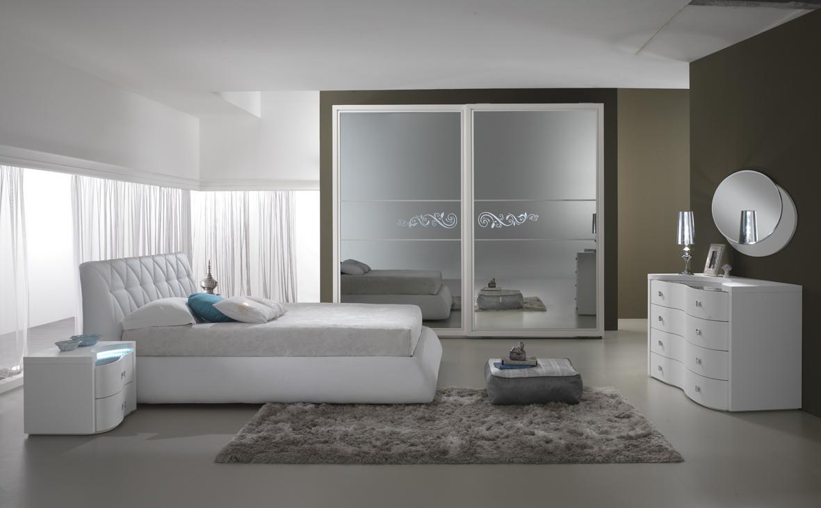Contemporaneo moderno zona notte camere da letto - Camere da letto contemporanee prezzi ...